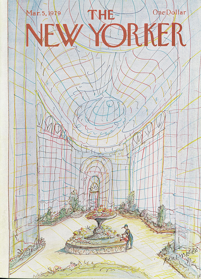 New Yorker March 5th, 1979 Painting by Paul Degen