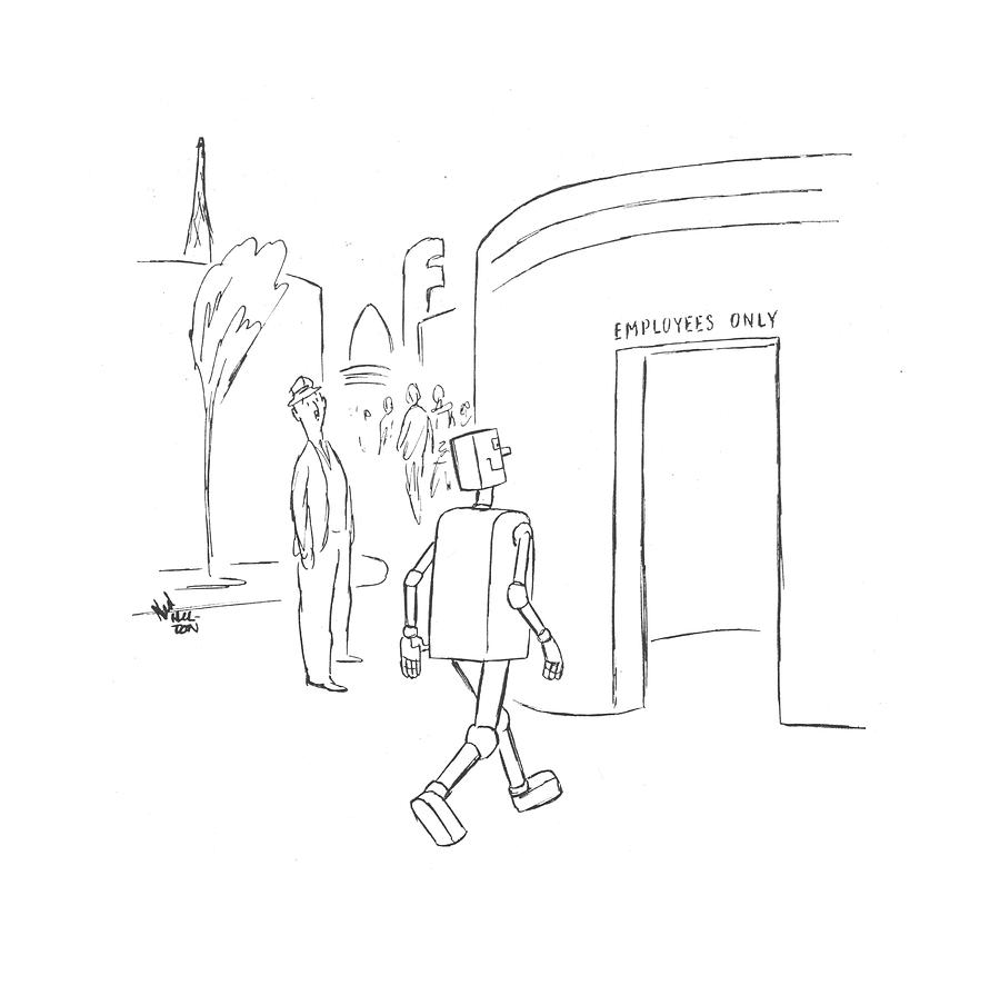 New Yorker May 11th, 1940 Drawing by Ned Hilton