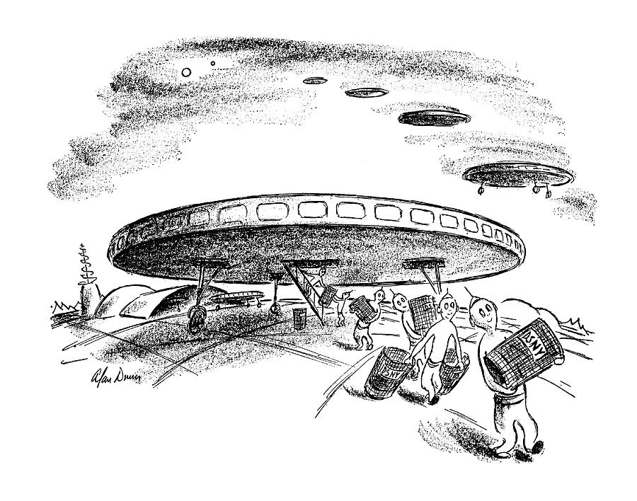 New Yorker May 20th, 1950 Drawing by Alan Dunn