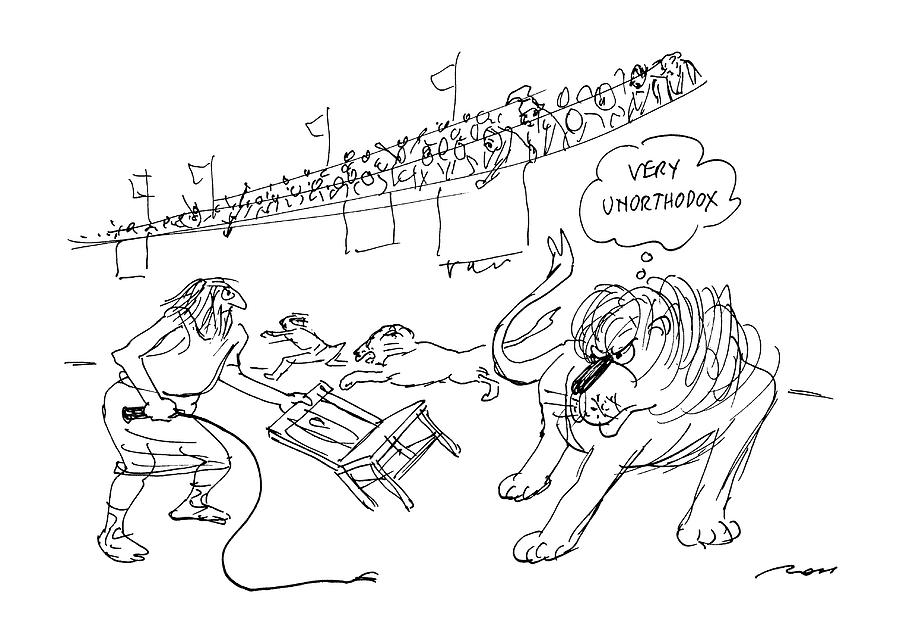 New Yorker May 21st, 1990 Drawing by Al Ross