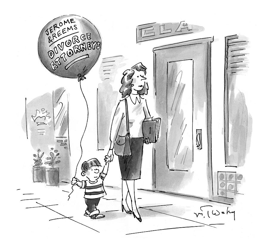New Yorker May 24th, 1999 Drawing by Mike Twohy