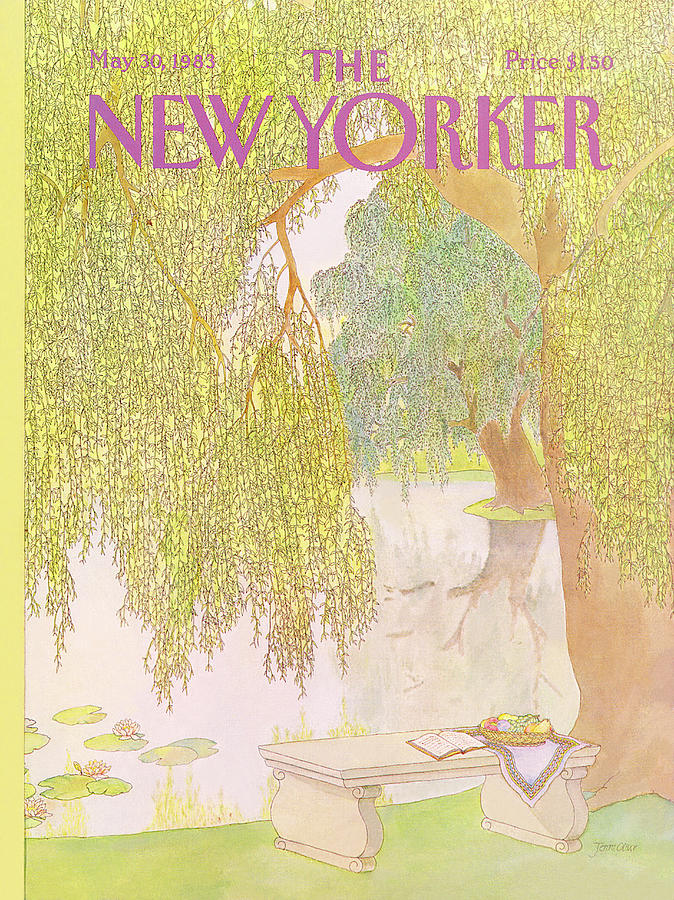 New Yorker May 30th, 1983 Painting by Jenni Oliver