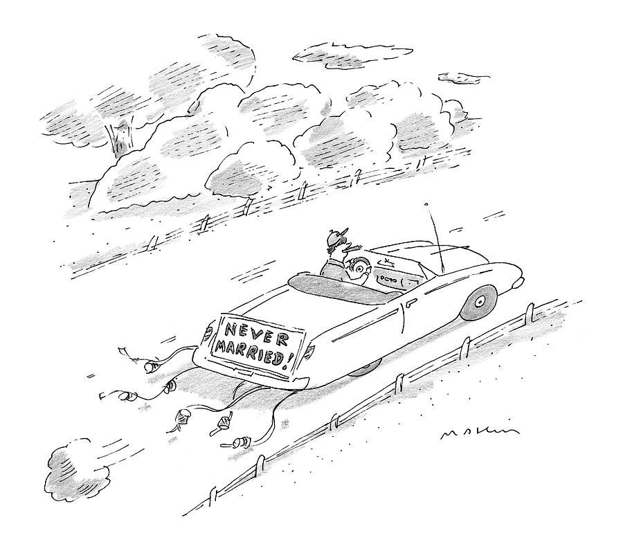 New Yorker November 16th, 1998 Drawing by Michael Maslin