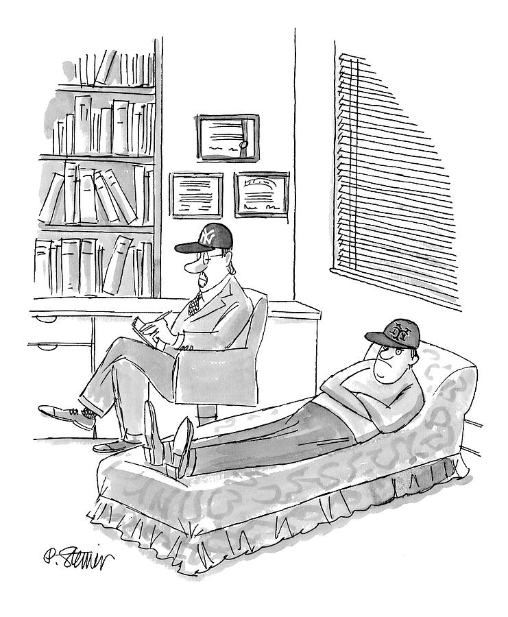 New Yorker November 1st, 1999 Drawing by Peter Steiner