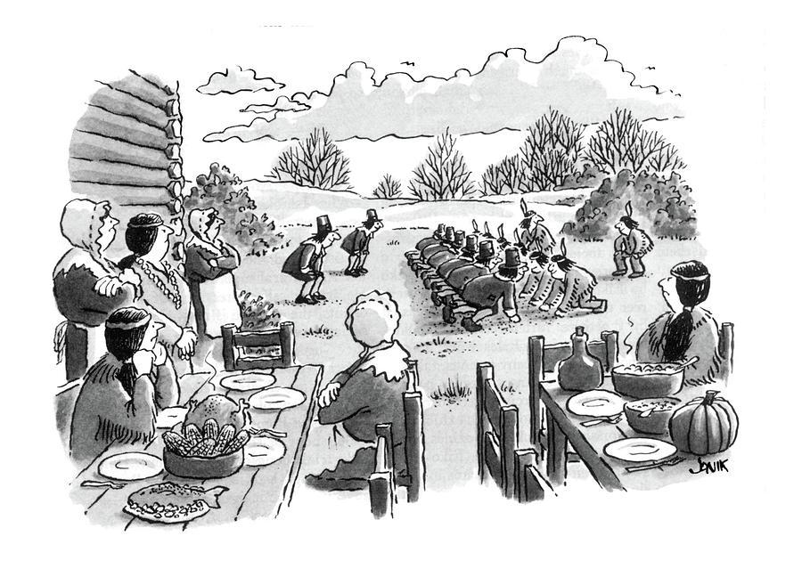 New Yorker November 28th, 1983 Drawing by John Jonik