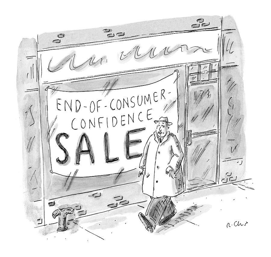 New Yorker November 30th, 1998 Drawing by Roz Chast