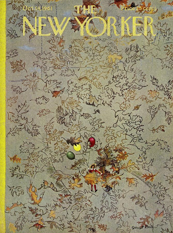 New Yorker October 14th 1961 Painting by Garrett Price