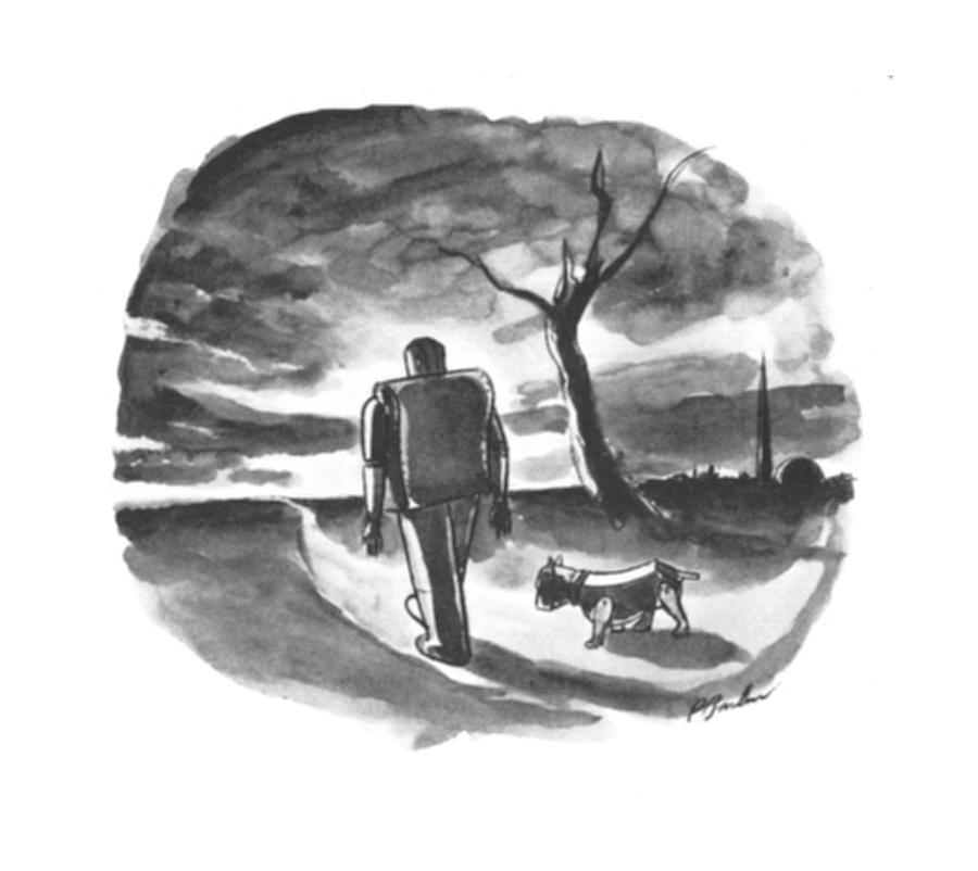 New Yorker October 26th, 1940 Drawing by Perry Barlow