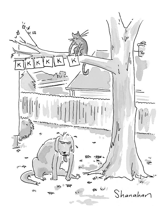 New Yorker October 26th, 1998 Drawing by Danny Shanahan