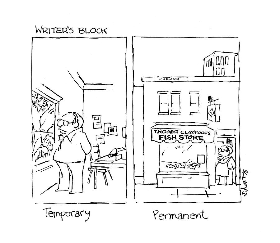 New Yorker October 31st, 1983 Drawing by Sidney Harris