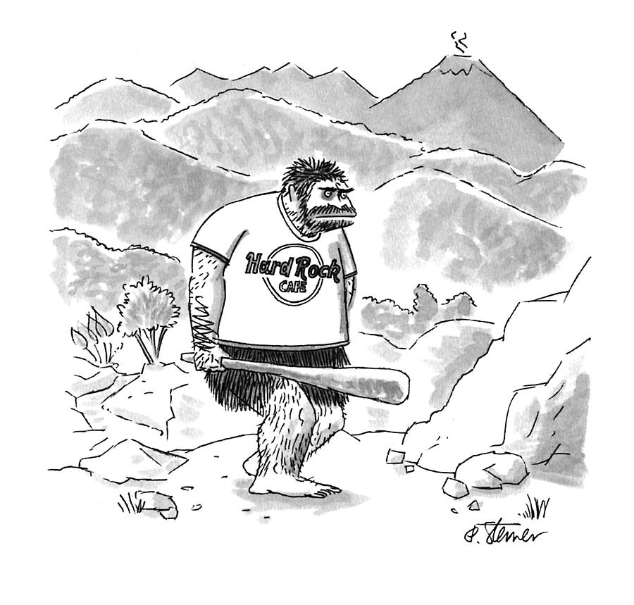 New Yorker October 3rd, 1994 Drawing by Peter Steiner