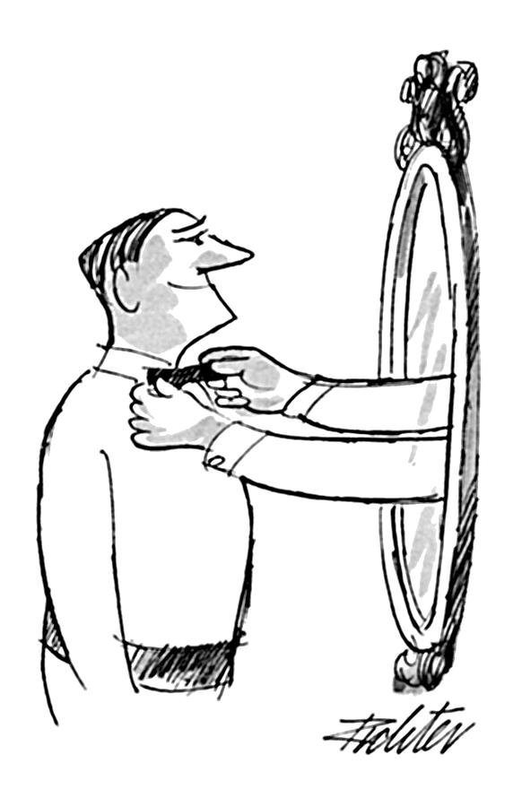 New Yorker October 5th, 1968 Drawing by Mischa Richter