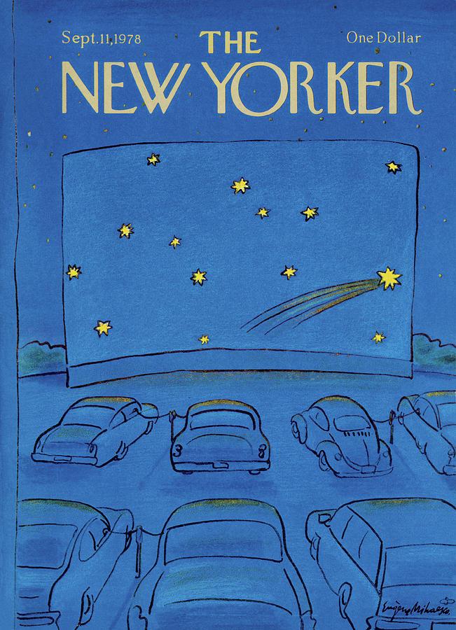 New Yorker September 11th, 1978 Painting by Eugene Mihaesco