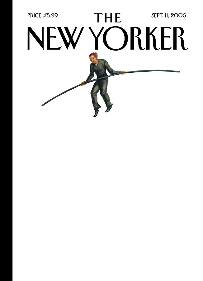 New Yorker September 11th, 2006 Painting by Owen Smith