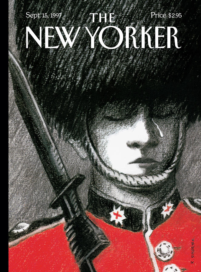 New Yorker September 15th, 1997 Painting by R Sikoryak