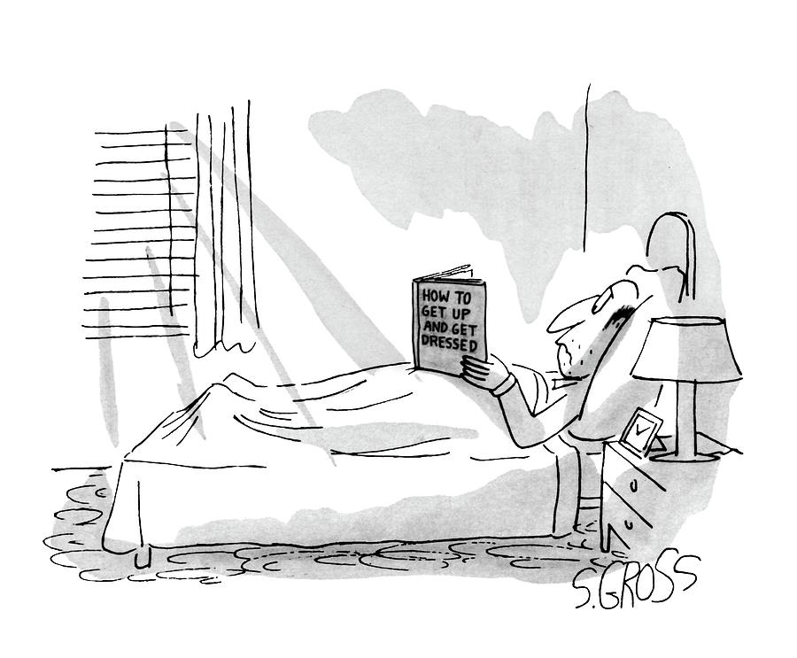 New Yorker September 1st, 1980 Drawing by Sam Gross