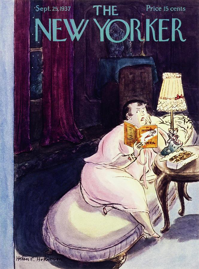 New Yorker September 25 1937  by Helene E. Hokinson