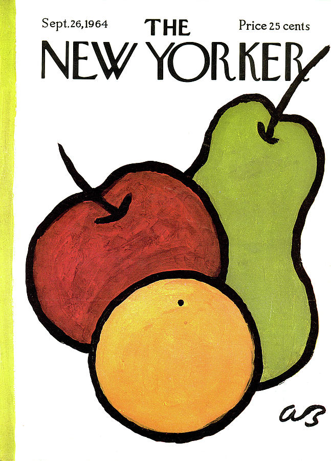 New Yorker September 26th, 1964 Painting by Abe Birnbaum