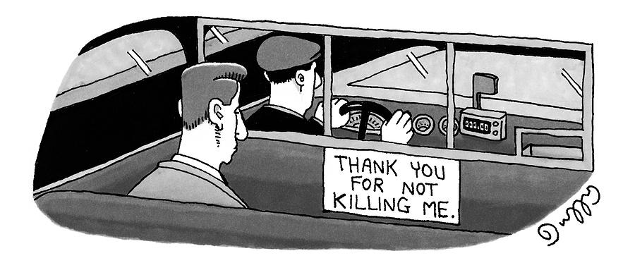 New Yorker September 6th, 1999 Drawing by J.C.  Duffy