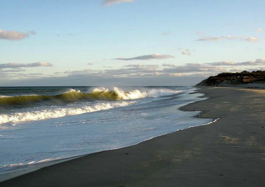 Wellfleet Photograph - Newcomb Hollow Beach by Baratz Tom