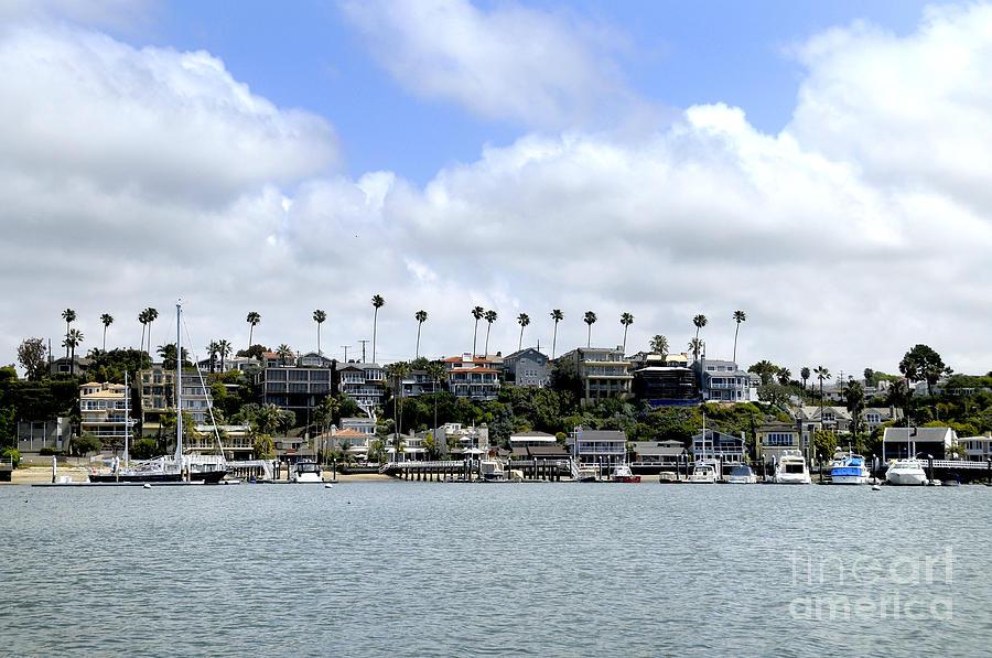 Newport Beach Photograph - Newport Beach  by Timothy OLeary