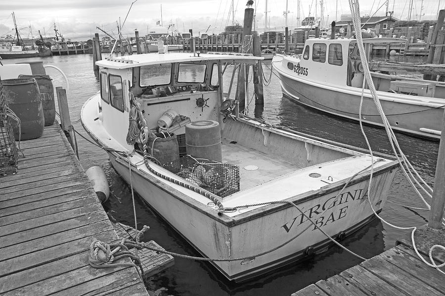 Rhode Photograph - Newport Rhode Island Harbor Iv by Betsy Knapp