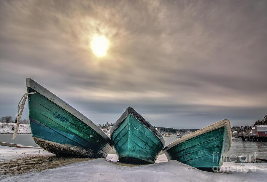 Bailey Island Photograph - Next Season by Scott Thorp
