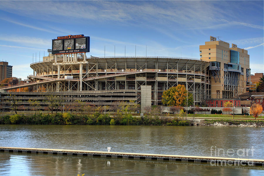 Neyland Stadium by Photography by Laura Lee
