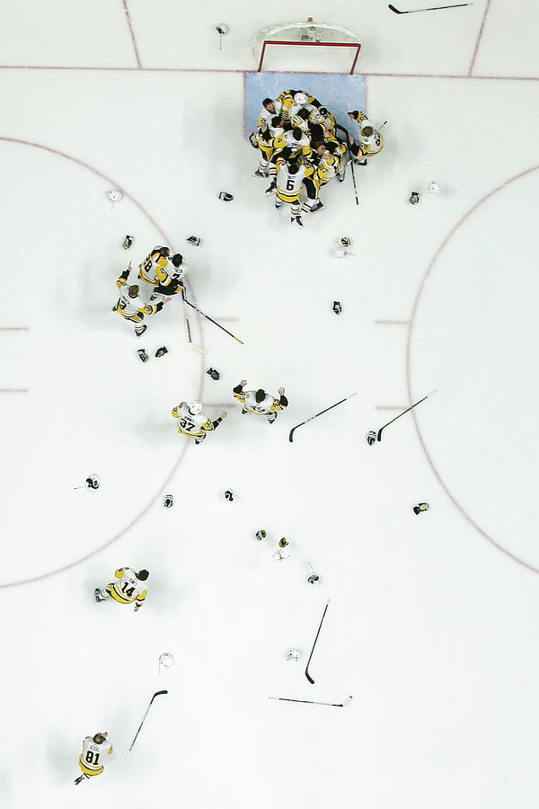 Nhl Jun 11 Stanley Cup Finals Game 6 - Photograph by Icon Sportswire