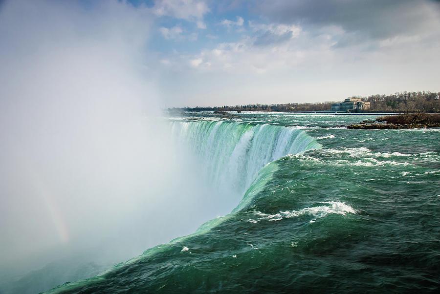 Niagara Falls, Ontario Photograph by Maurice Prokaziuk