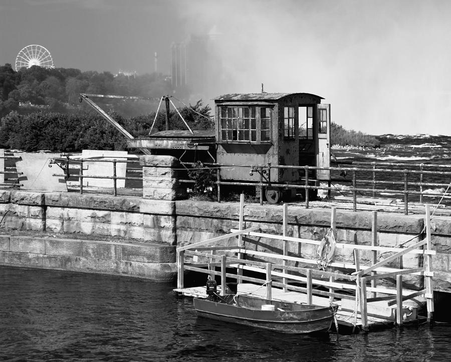 Niagara Photograph - Niagara Port by Brooke Fuller