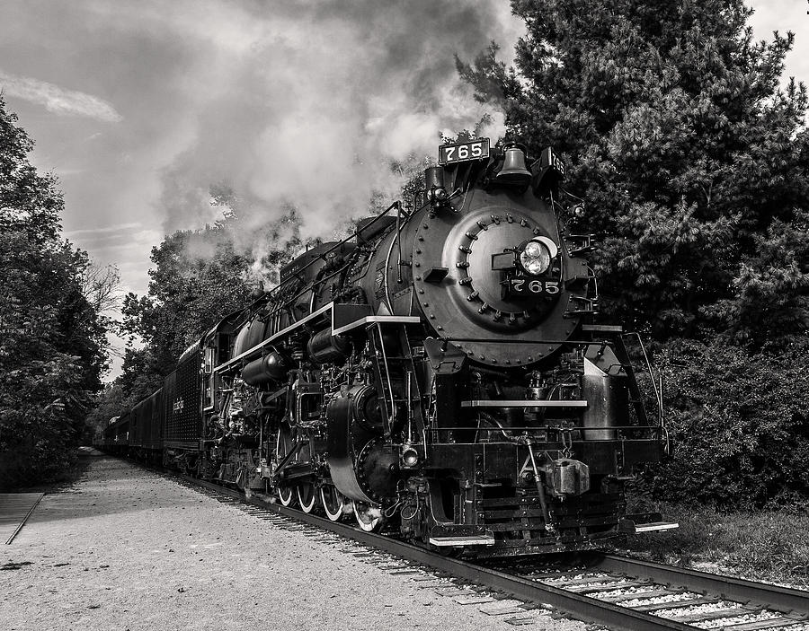 Nickel Plate Berkshire 765 by Dale Kincaid