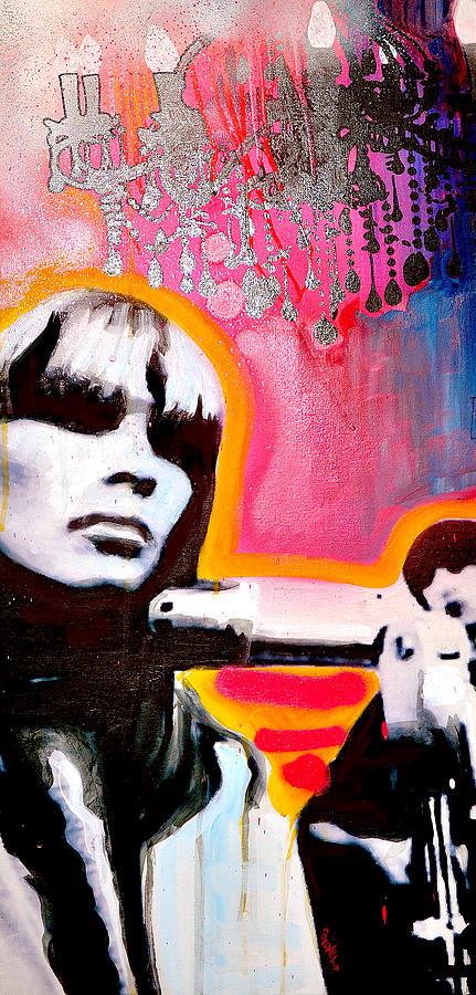 Nico Painting - Nico by dreXeL