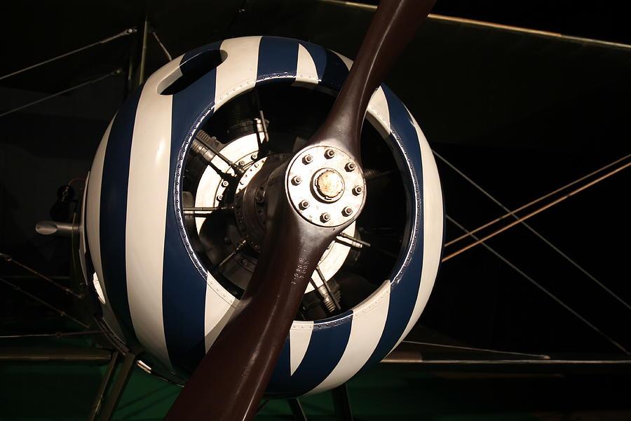 Dayton Photograph - Nieuport 28 No.1 by Guerrin Lyons