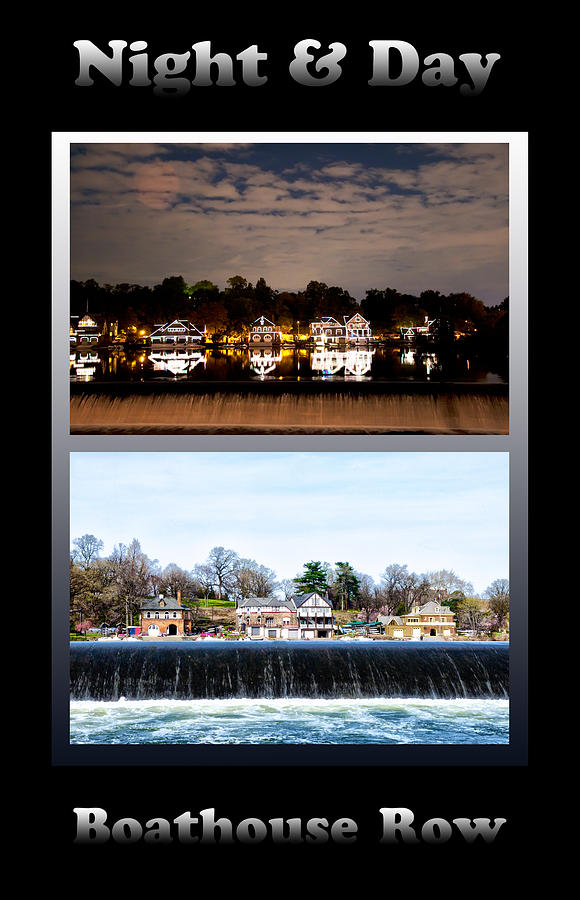 Night And Day Photograph - Night And Day by Bill Cannon
