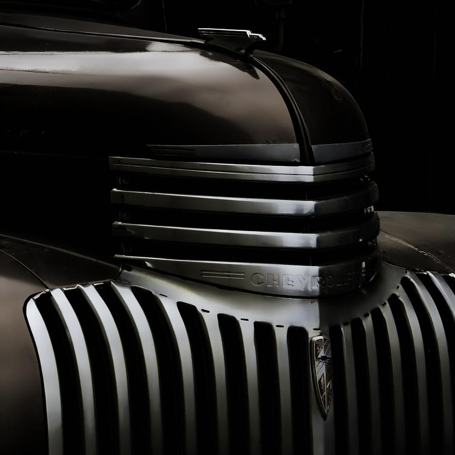 Castle Rock Photograph - Night Grille by Ken Smith
