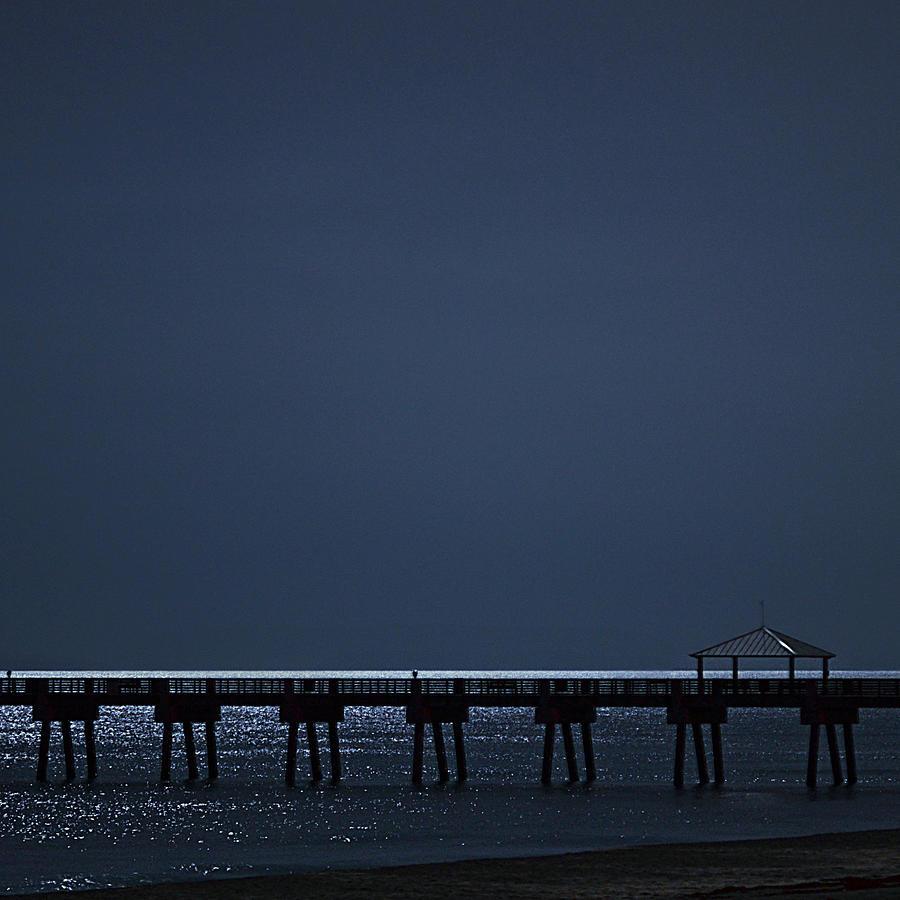 Night Photograph - Night Influence by Laura Fasulo