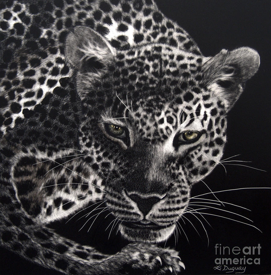 Night Prowler by Lora Duguay