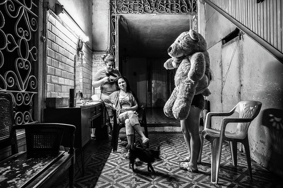 Teddy Photograph - Nights Life In Matanzas by Marco Tagliarino