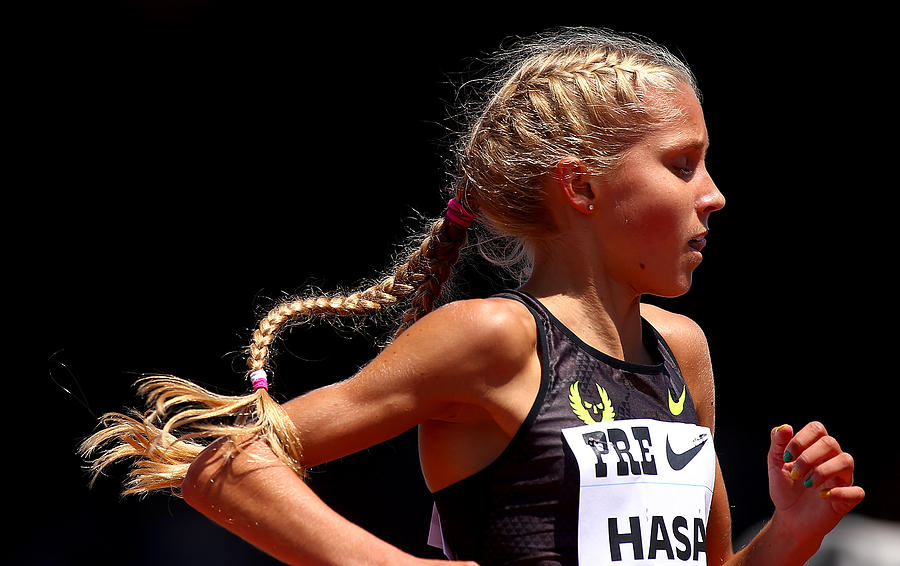 Nike Prefontaine Classic-Day 2 Photograph by Jonathan Ferrey