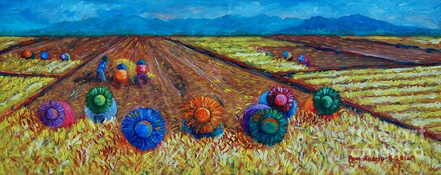 Paul Hilario Painting - Nilaga Stew by Paul Hilario