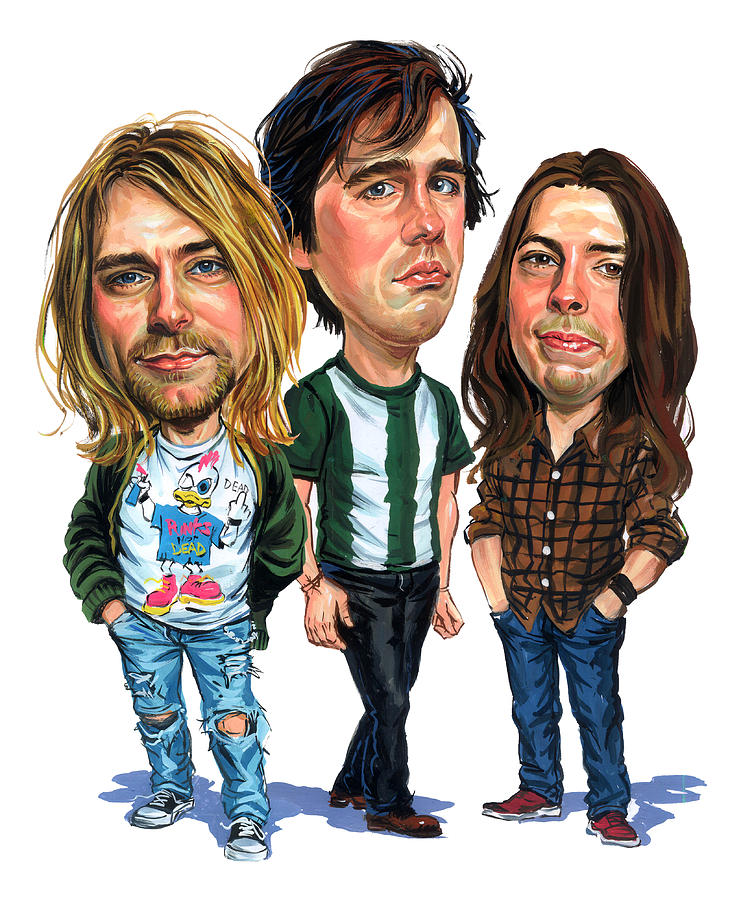 Nirvana Painting - Nirvana by Art