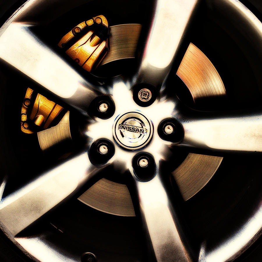 nissan zx wheels by Meirion Matthias