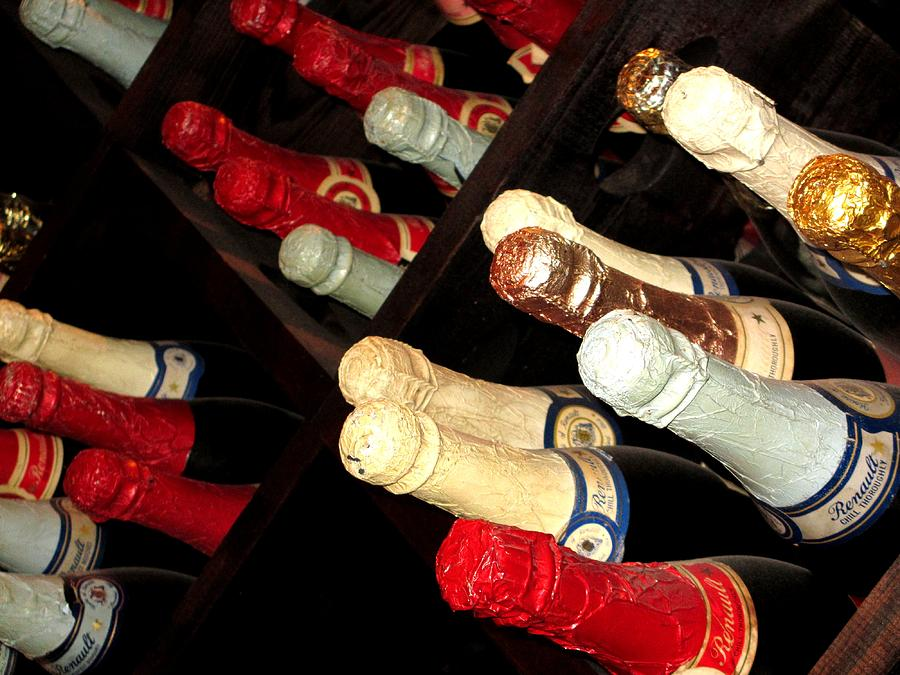 Winery Photograph - Nj Winery  by Barbara Giuliano