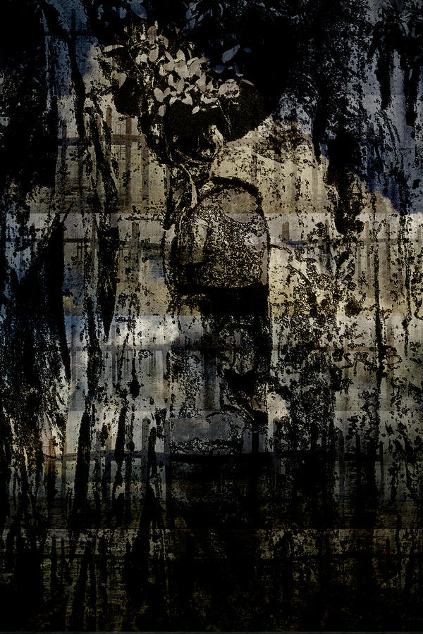 Landscape Digital Art - No 050 2 by Alexander Ahilov