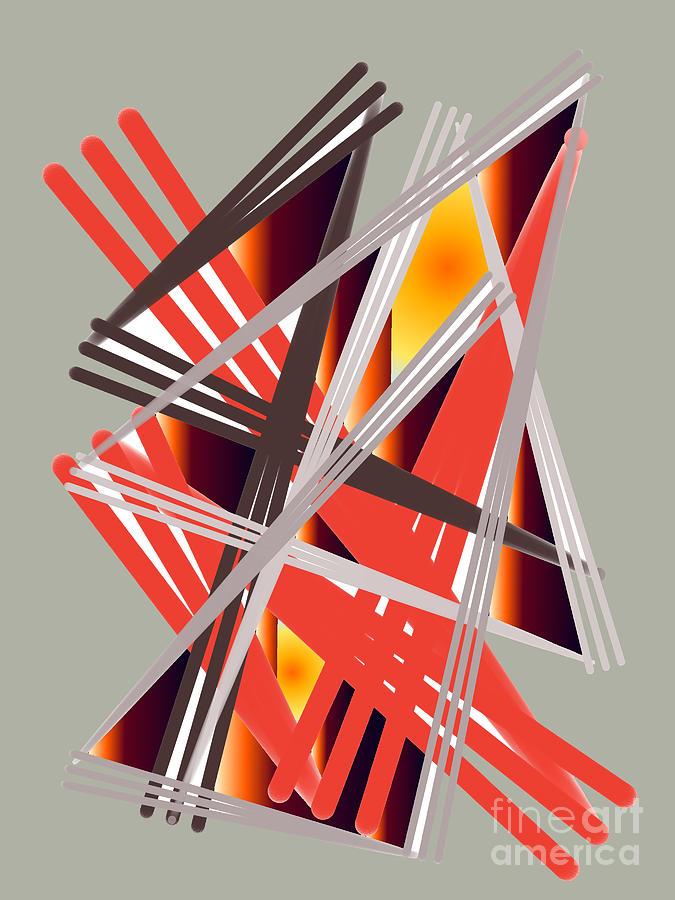 No. 1024 Digital Art by John Grieder