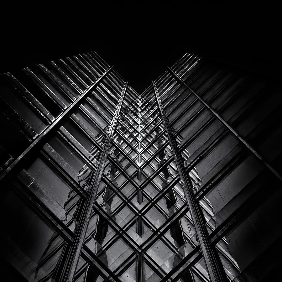 Toronto Photograph - No 11 King St W Toronto Canada by Brian Carson