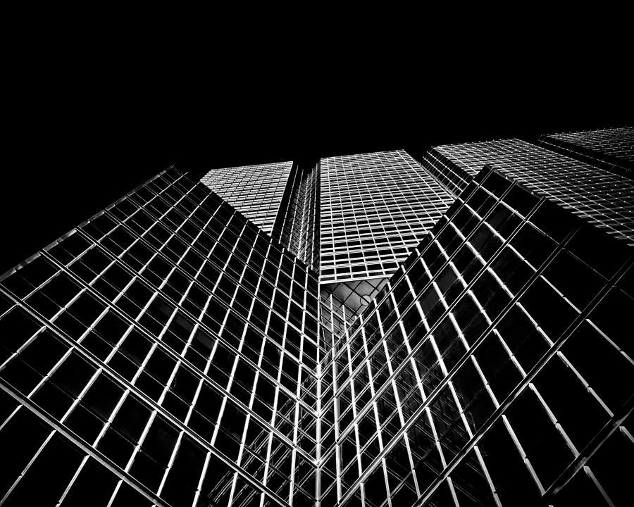 Toronto Photograph - No 150 King St W Toronto Canada by Brian Carson