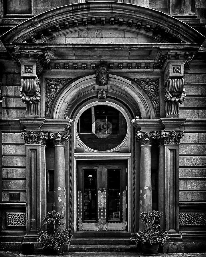 Toronto Photograph - No 49 Yonge St Toronto Canada by Brian Carson
