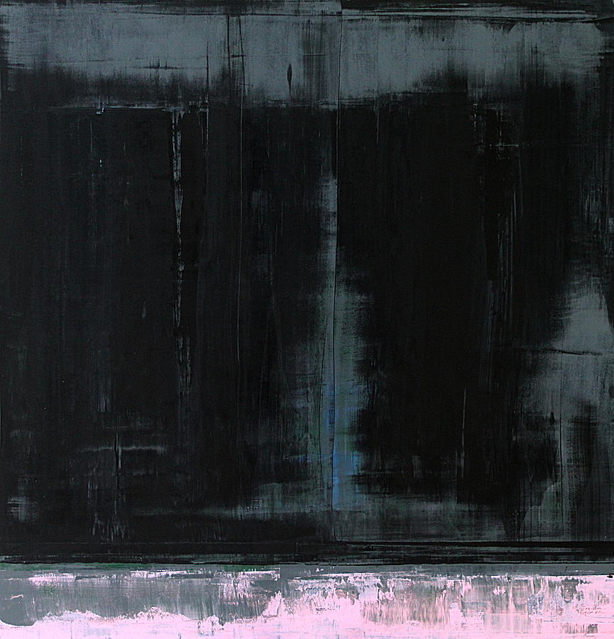 Night Painting - No. 87 by Diana Ludet